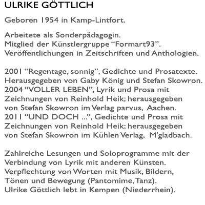 ulrike goettlich_vita